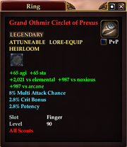 Grand Othmir Circlet of Prexus
