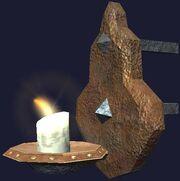 Tinkerer's Mining Sconce (Visible)