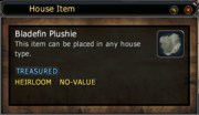 Bladefin Plushie