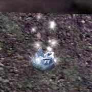 Velium crystal