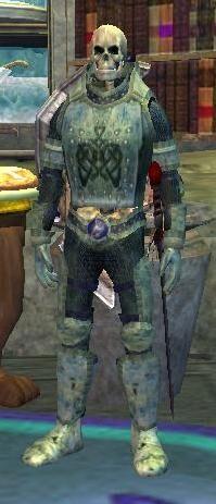 Undead Knight VII (Adept)