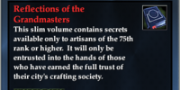Reflections of the Grandmasters