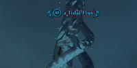 A Tidal Flux