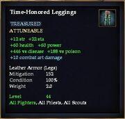 Time-Honored Leggings