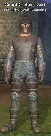 Guard Captain Detri