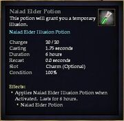 Naiad Elder Potion