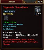Vagabond's Chain Gloves