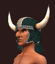 Elder's Helm (Equipped)