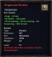 Dragonscale Buckler