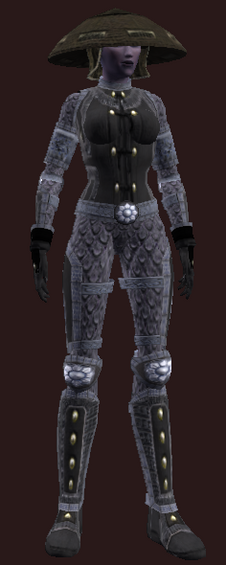 Enlightened (Armor Set)