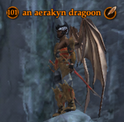 An aerakyn dragoon
