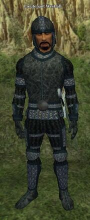 Lieutenant Westfall