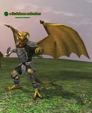 A Scaleborn ambusher