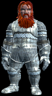 Irontoe Brigadier Ceremonial (Armor Set)