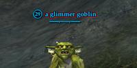A glimmer goblin (Thundering Steppes)