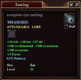 File:Scorpion eye earring.jpg
