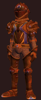 War-painted (Armor Set) (Visible, Male)