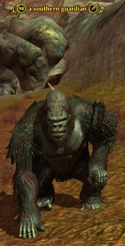 A southern guardian