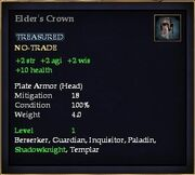 Elder's Crown