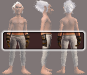 Leather Gloves of the Ragebourne Champion (Equipped)