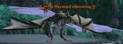 A Wayward etherwing