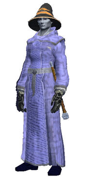 Robe of the Blue Flame (Visible)