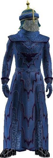 Al'Kabor's Spellborn Garb (Armor Set)