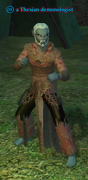 A Thexian demonologist