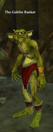 The Goblin Banker