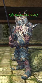 Zyivt'koz of the Portals