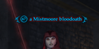 A Mistmoore bloodoath