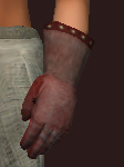 Russet Gloves of the Far Seas Traders (Equipped)