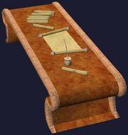 Kelethin desk (Visible)