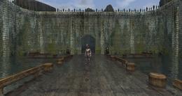 Sunken City - docks