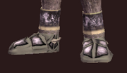 Curate's Plate Boots of the Battlepriest (Equipped)