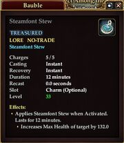 Steamfont Stew
