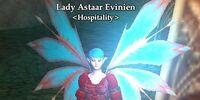 Lady Astaar Evinien