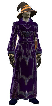Darkbriar's Masquerade Robe (Visible)