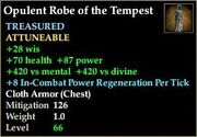 Opulent Robe of the Tempest