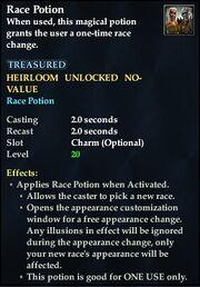 Race Potion