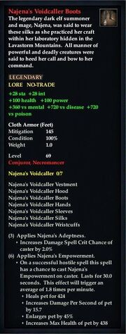 Najena's Voidcaller Boots