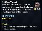 Griffin (Monk)