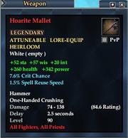 Hoarite Mallet