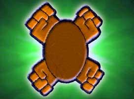 Deity symbol cazicthule
