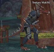 Tertiary Mak'Ki