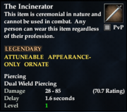 The Incinerator