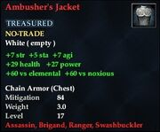 Ambusher's Jacket