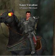 Kaseo Volcatius