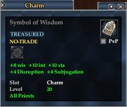 Symbol of Wisdom