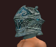 Tavalan Helmet of Psionic Shielding (Equipped)